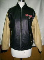 COWHIDE JACKET