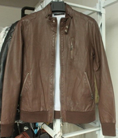 PIG LEATHER JKT